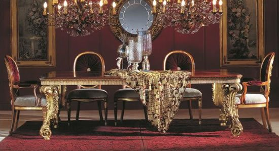 Versace Home And Other High-end Italian Furniture Brands