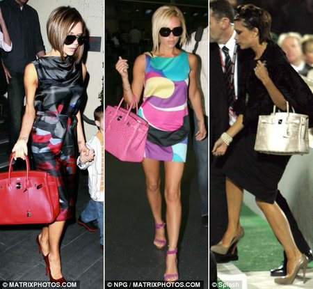 Victoria Beckham owns 100 Hermès Birkin bags worth $2.3 million