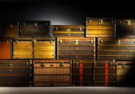 Vintage Luggage Company boasts of world's greatest collection of classic travel items
