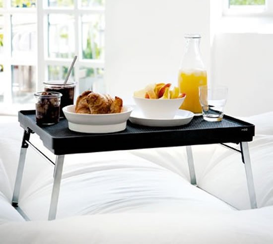 Vipp Mini Table Is A Versatile Yet Stylish Multi Use Bed