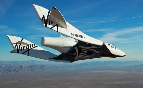 Virgin Galactic's SpaceShipTwo successfully completes its first solo glide flight