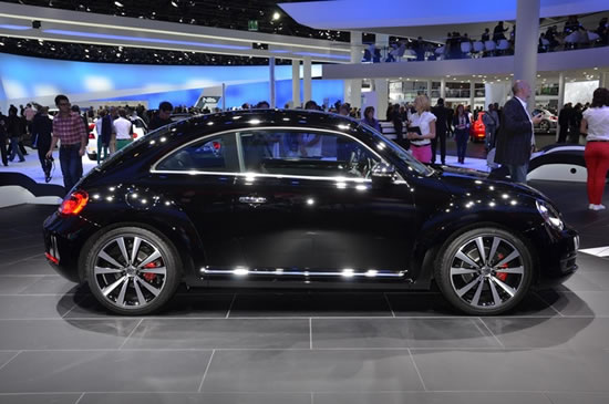 Volkswagen Beetle Fender Edition Will Hit The Roads By