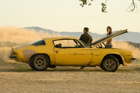 Bumblebee 1977 Yellow Chevy Camaro Up For Auction On Ebay