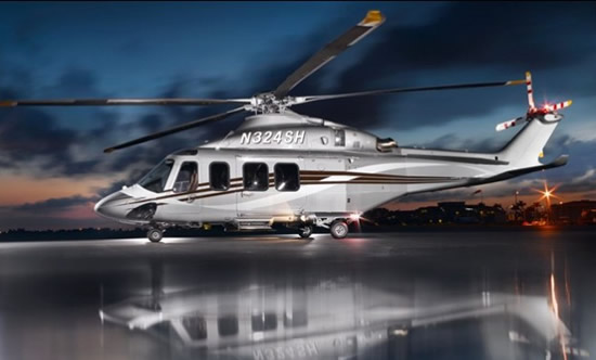 Pininfarina Edition Interior Agusta Aw139 Chopper