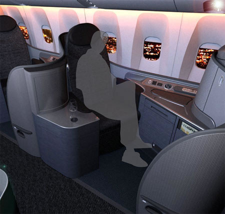 The United Airlines First Class Suite To Be Launched During 2008 09 Luxurylaunches