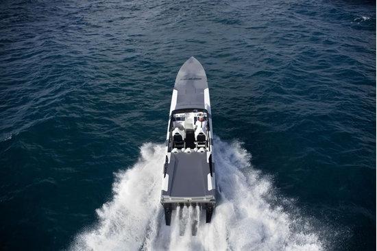 Image Update Mercedes Benz Sls Amg Inspired Cigarette Boat