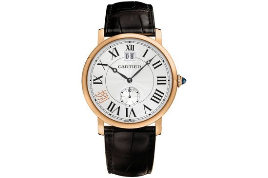 Cartier unveils limited edition Rotonde de Cartier for Hong Kong buyers only