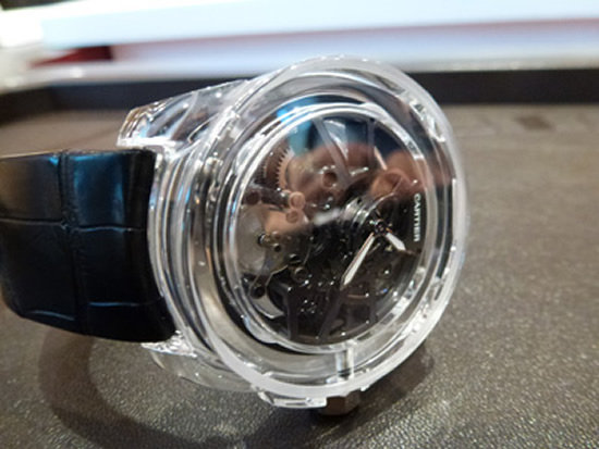 Cartier ID Two concept watch unveiled