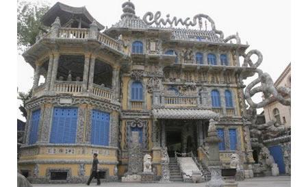 Ceramic House in China worth US$65 Million -