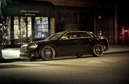 2013 Chrysler 300c John Varvatos Limited Edition And
