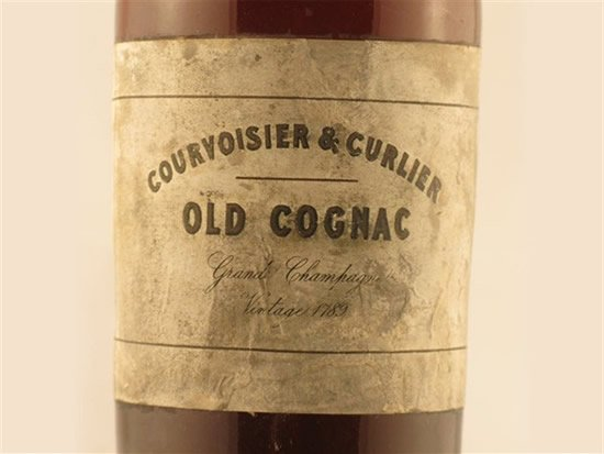 The worlds oldest known Courvoisier Cognac is up for $145,000 at Harrods