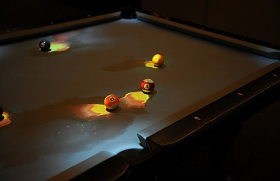 Obscura Cuelight Interactive Pool Table System Is Back