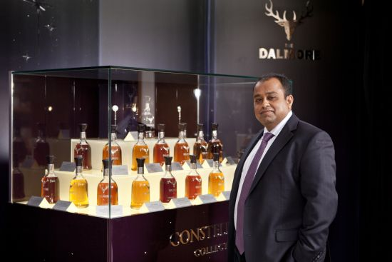 Worlds first Dalmore Constellation Collection sold in the UK for $247,000