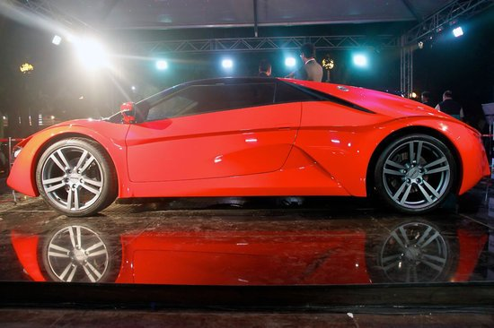 Dc Design Avanti Is India S First Supercar