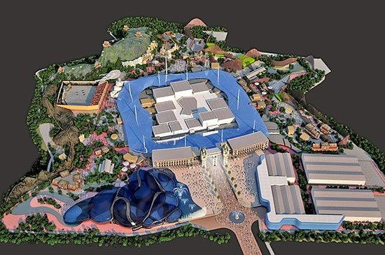Paramount Pictures to open one of world's biggest theme parks in Britain