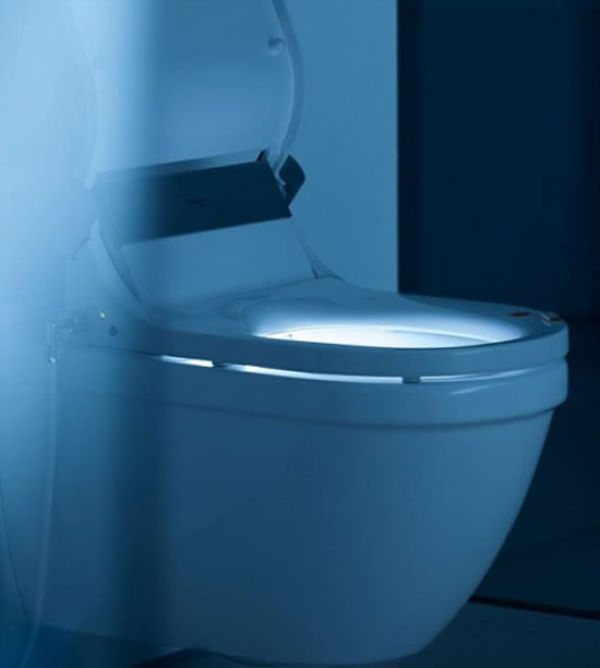 Duravit S Sensowash Is A New Hot Seat For Your Loo