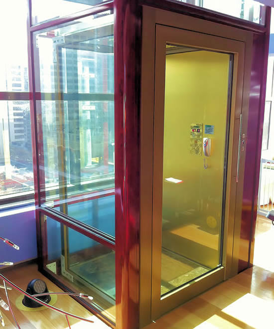 Stylish custom elevators by Elevator Boutique rise up in U.S.