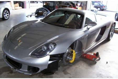 F3. The Carrera GT ...
