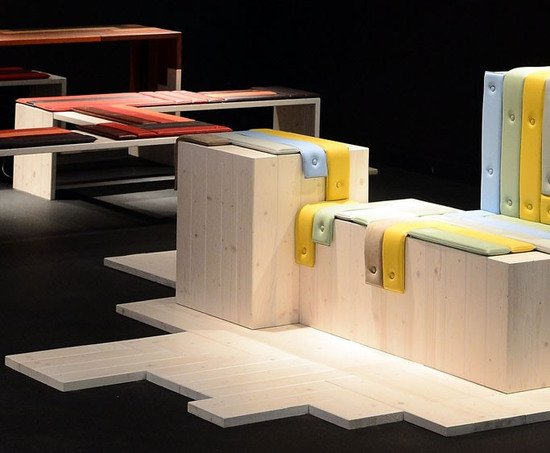 Fendi teams up with an artist to transform a bag into furniture