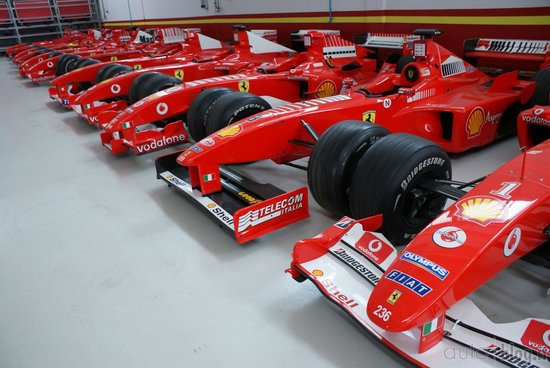 F1 Corse Clienti program for affluent Ferrari fans