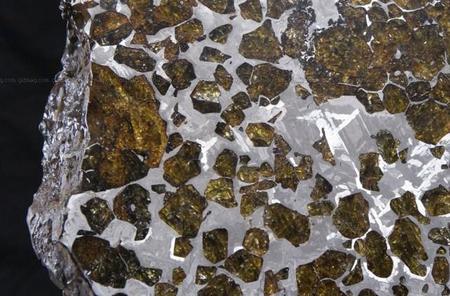 Fukang Meteorite Being Auctioned In New York