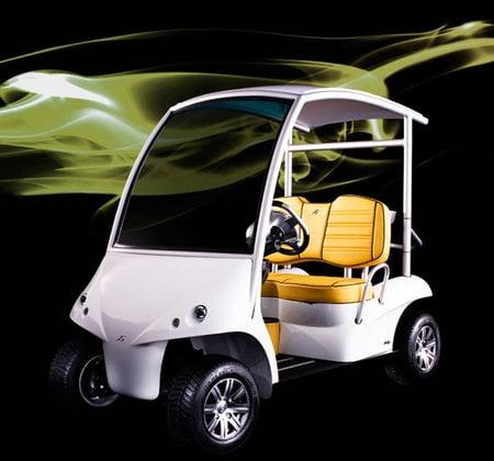 Most Expensive Mercedes >> Garia Golf cart is convenient to cart around