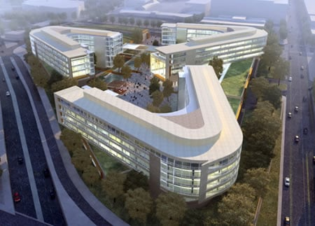 The $500 million Bill and Melinda Gates Foundation HQ is touted to be cost efficient
