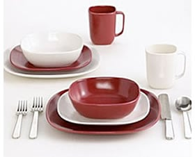 Calvin Klein Graffiti Dinnerware Collection designer tableware