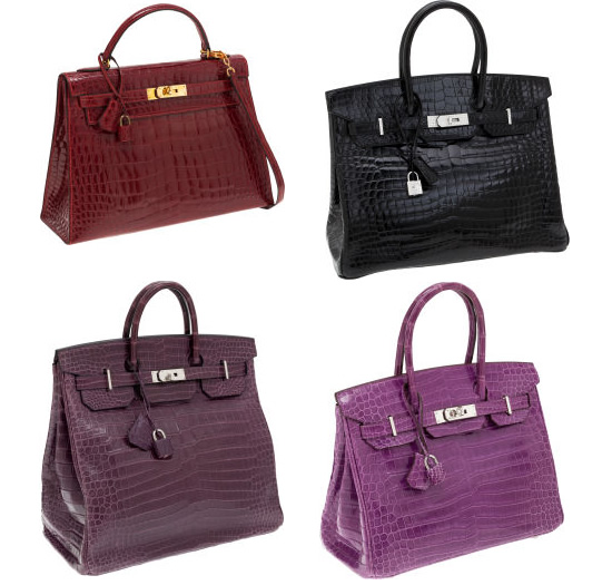 Top 5 Hermes bags that ruled at the largest luxury accessories auction