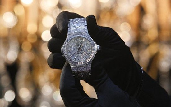 Hublot unveils worlds most expensive watch worth $5 million