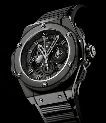 F1 appoints Hublot as its official watchmaker