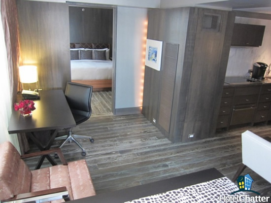 Suite Glamping Package at Hyatt 48 Lex Suite, New York appeals to the star gazers
