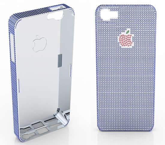 $100,000 jewel encrusted case for your iPhone 5