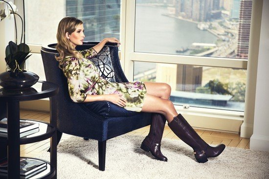Ivanka Trump's shoe line is set to step outside the U.S.