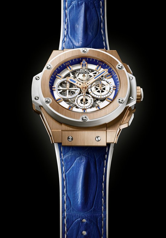 Hublot King Power 305 watch pays tribute to Miami