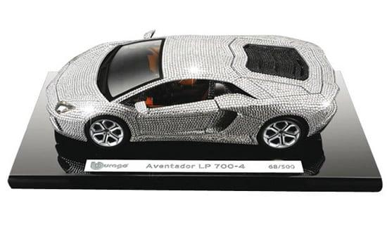 Lamborghini Aventador Swarovski 2