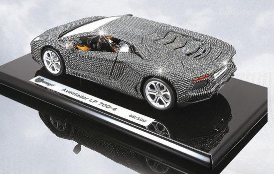 Lamborghini Aventador Swarovski 4
