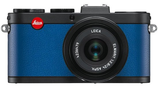 Leica X2 Edition Paul Smith and the X2 à la carte program launched