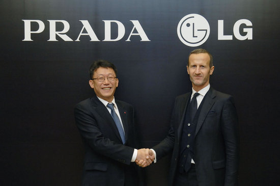 Prada Phone by LG 3.0 will hit the stores by early 2012