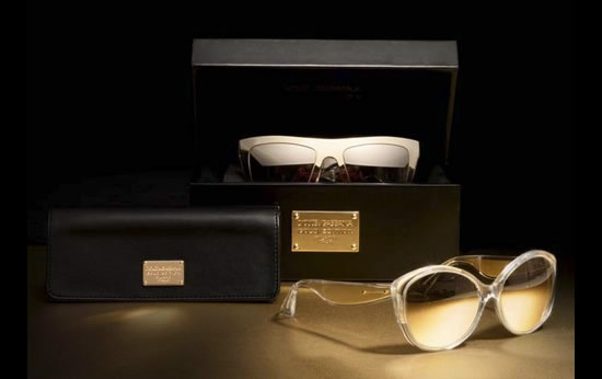 de93ec52617c All the Dolce & Gabbana Gold Edition glasses will be available in their  stores worldwide from June 2012.
