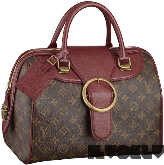 Louis Vuitton Fall/Winter 2012 2013 travel collection