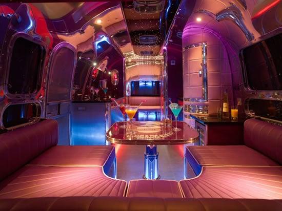 Bespoke Luxury Airstream Caravans Are Glamorous
