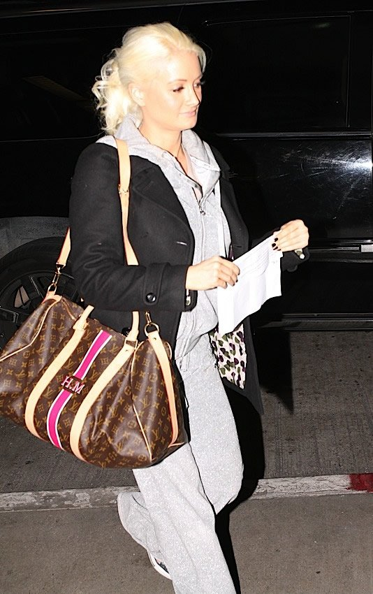 Celebs and their Louis Vuitton luggage go hand in hand