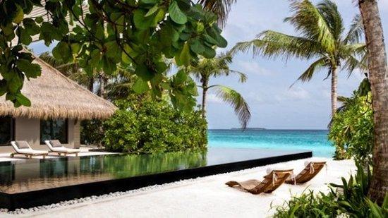 LVMH Cheval Blanc Randheli, Maldives will open in 2013