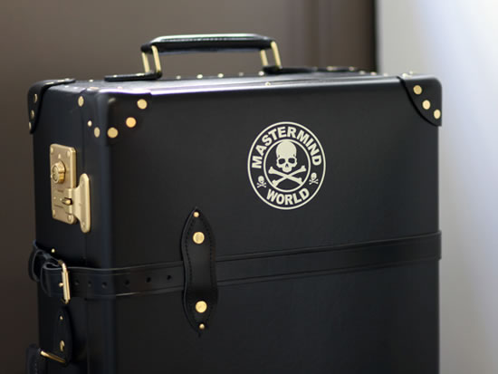 Mastermind Japan And Globe Trotter Bring Out A New Trunk