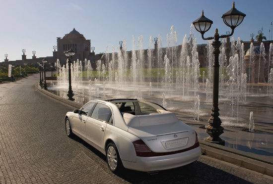 Mercedes fails to dent Rolls Royce will discontinue Maybach in 2013