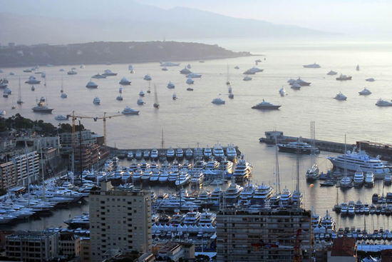 The 22nd Monaco Yacht Show rounds up with the most beautiful yachts