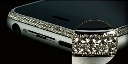 The Amosu Ultimo Diamond iphone replaces iPhone Princess Plus as the worlds most expensive iPhone!