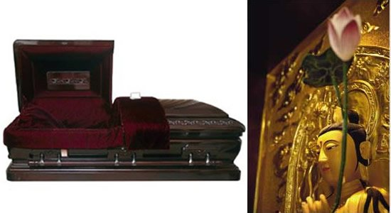 Rip In The World S Most Expensive Casket At An Air