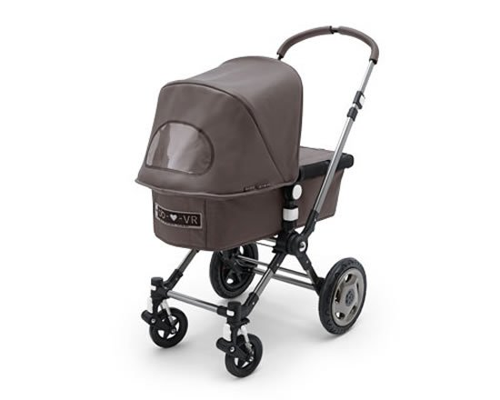 Viktor & Rolf and Bugaboo join hands to unveil My First Car stroller